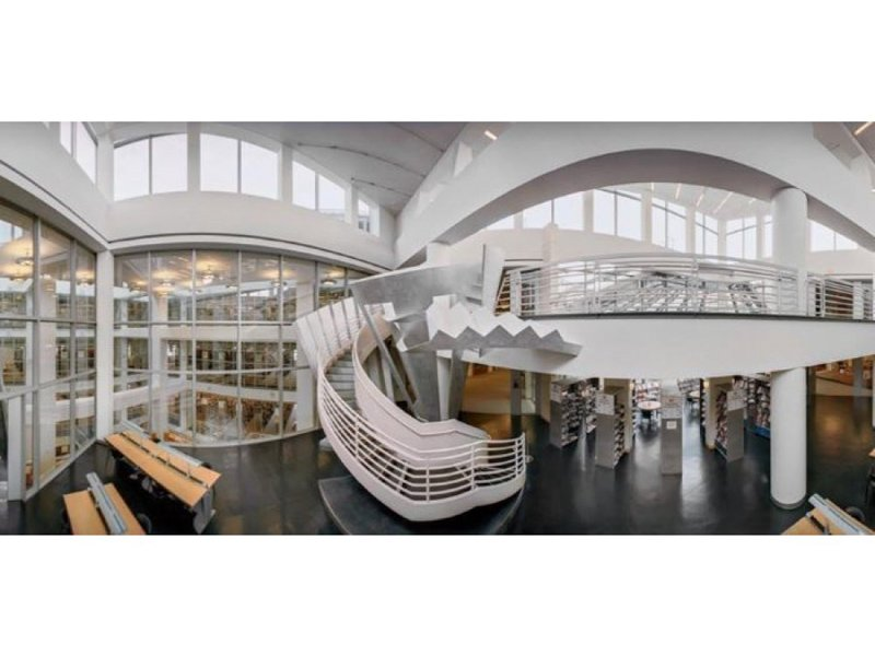 360 spherical photo capture of commercial buildings and property
