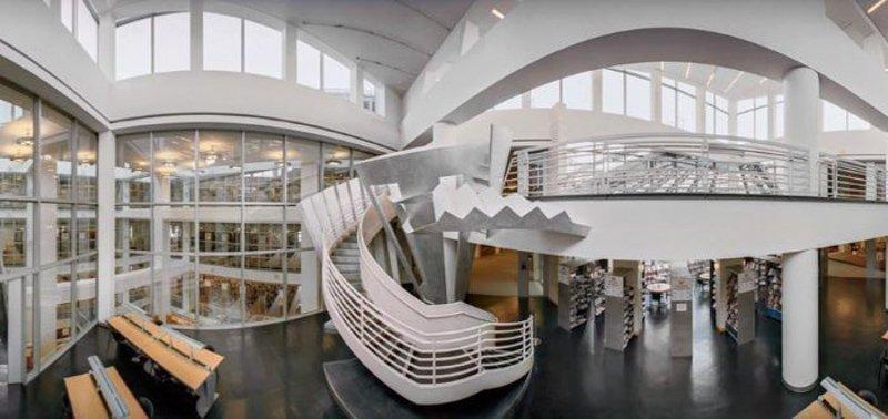 Realserve Reality Capture - 360 Spherical Photo Capture Service - 360 photos inside building