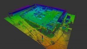 3D Building Scanning Company in Australia that does feature and level surveying for industrial property