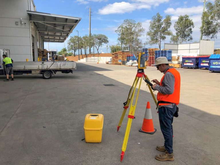Boundary survey company in Australia that does retail property