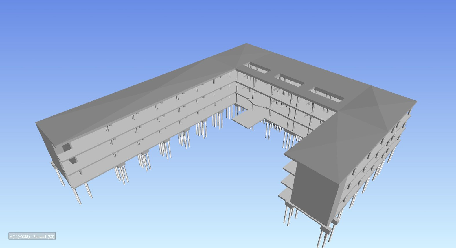 3D COORDINATION SERVICES BY REALSERVE STRUCTURAL