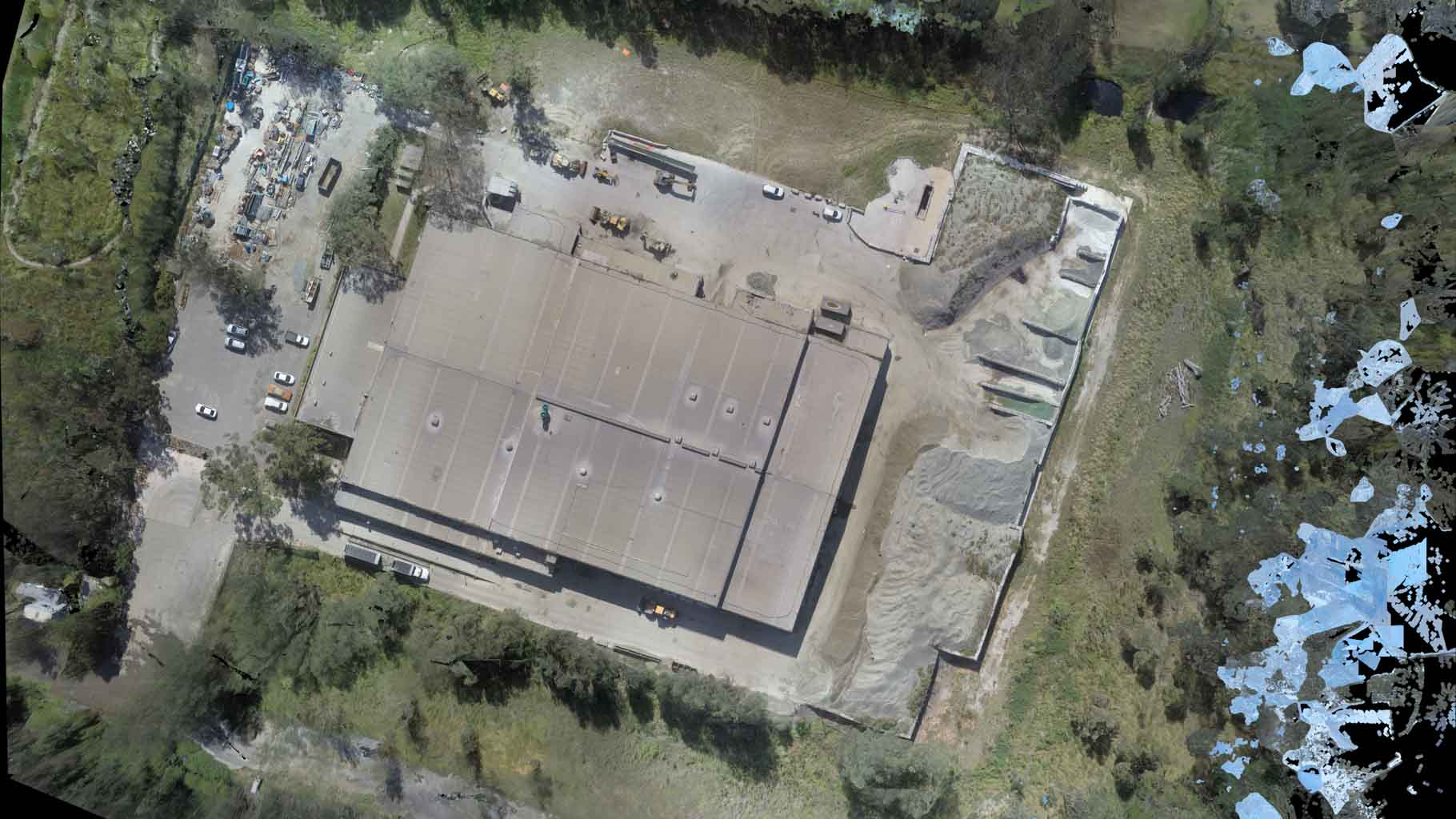 AERIAL SURVEY FOR BUILDING VERIFICATION SERVICE SAMPLE IMAGE FROM REALSERVE