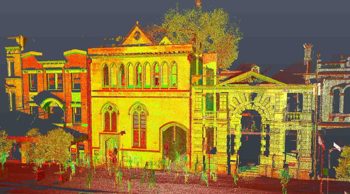 REALSERVE 3D BUILDING SCANNING FOR MONITORING SERVICES
