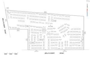 Lease Plans for commercial unit blocks created by Realserve Pty Ltd