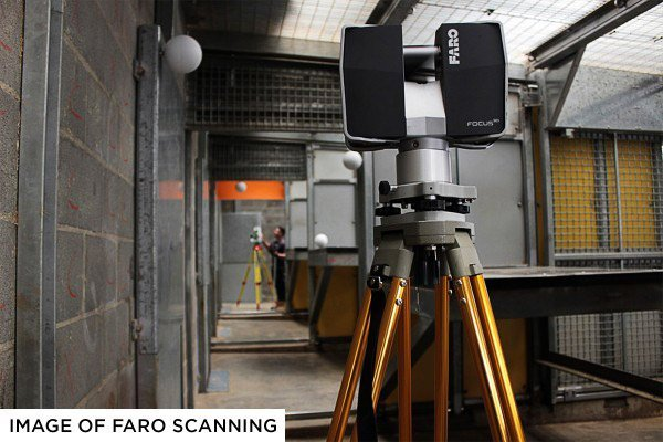 REALSERVE TEAM 3D SCANNING & MODELLING AT WERRIBEE ZOO