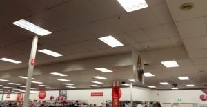 REALSERVE EXISTING CONDITIONS SURVEY DRAWINGS FOR A RETAIL STORE CEILING LIGHTS