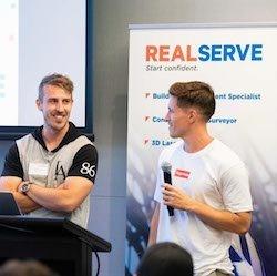 Realserve team delivers leadership