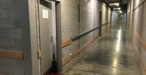 Survey Plans for storage cages in a commercial space rental building