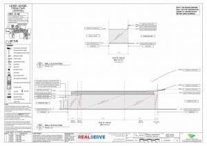 How adjusting retail tenancy lease lines can grow rental returns - Elevation Plan Sample