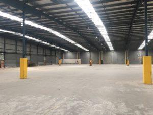 How to refit a warehouse using 2D surveys and 3D scanning point cloud with revit model technique part 3