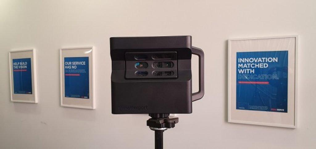 REALSERVE MATTERPORT 3D CAMERA SCANNING SERVICES
