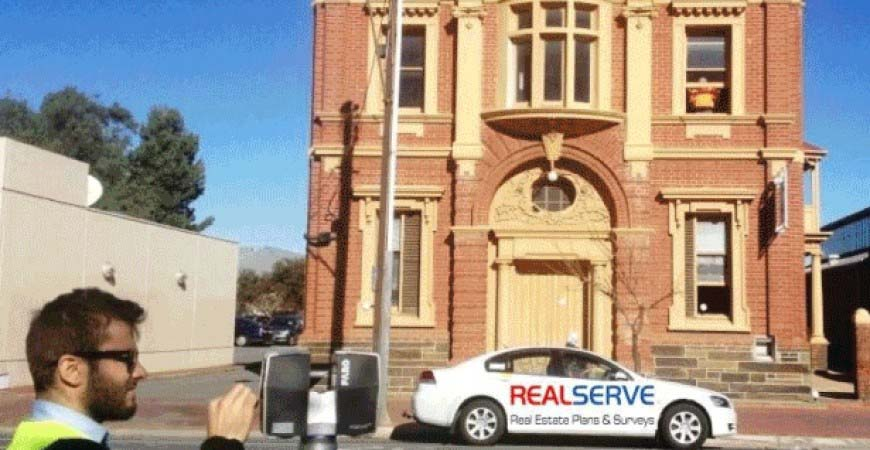 REALSERVE 3D SCANNING AND MODELLING OF HERITAGE BUILDING SITES