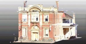 REALSERVE 3D SCANNING AND MODELLING OF HERITAGE BUILDINGS REVIT MODEL