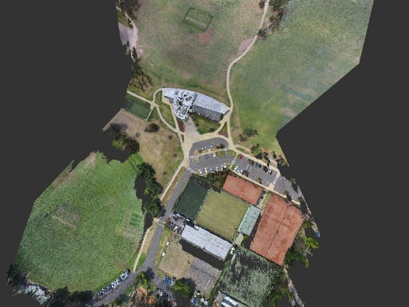 REALSERVE REALITY CAPTURE AERIAL MAPPING SERVICE WITH RPA OR DRONE FOR DEVELOPERS