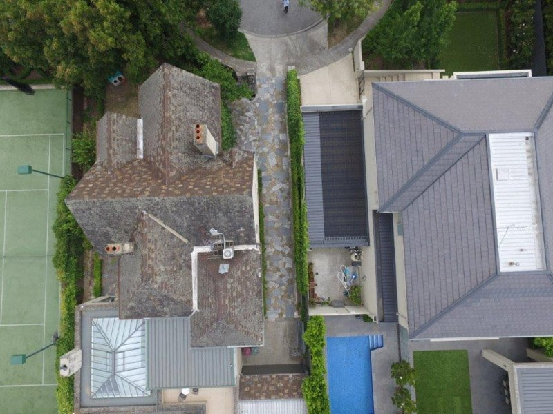 REALSERVE REALITY CAPTURE AERIAL MAPPING SERVICE WITH RPA OR DRONE FOR PROPERTY