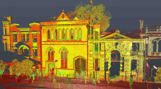 REALSERVE 3D BUILDING SCANNING FOR MONITORING SERVICES
