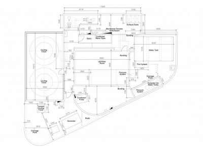 REALSERVE EXAMPLE OF A SERVICES PLAN FOR A COMMERCIAL PROPERTY