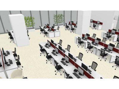 Realserve Interactive 3D Floor Plan