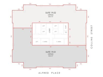 Realserve Lettable Area Plans