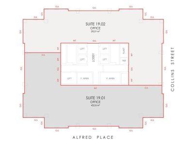 Realserve Lettable Area Plans